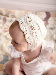 Jasmine Bonnet Knit Pattern