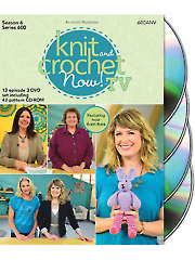 Knit and Crochet Now! Season 6 DVD