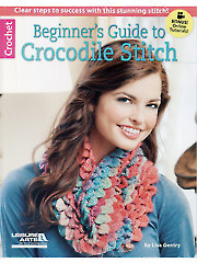 Beginner's Guide to Crocodile Stitch