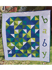 Spell It Out Quilt Pattern