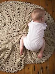 Cecelia Blanket Knit Pattern