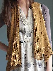 Penny Vest Knit Pattern