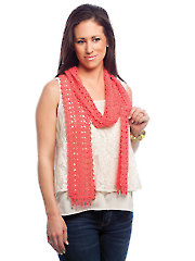 Nacogdoches Night Scarf