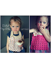 Dolled-Up Bibs