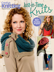 Just-in-Time Knits