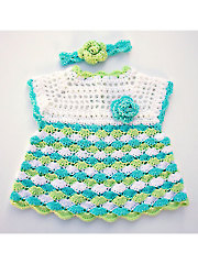 Shelly Dress & Headband