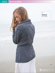 #353 Berroco® Indigo™ Knit Book