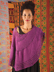 Laelia Pi Shawl Knit Pattern