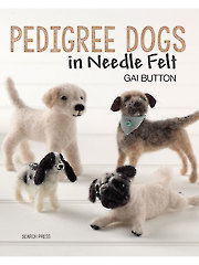 Pedigree Dogs in Needle Felt Book