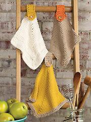 ANNIE'S SIGNATURE DESIGNS: Virgo Cloths Knit Pattern