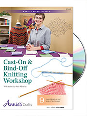 Cast-On & Bind-Off Knitting Workshop DVD