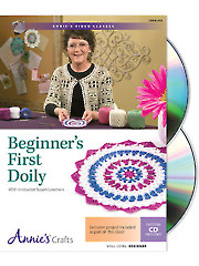 Beginner�s First Doily Class DVD