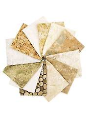 Stonehenge Wheat Fat Quarters - 12/pkg.