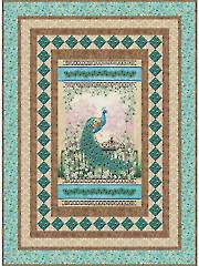 Graceful Splendor Quilt Kit
