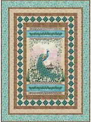 Graceful Splendor Quilt Kit