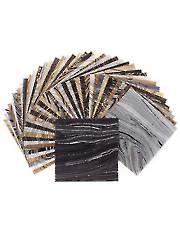 Sandscapes Mineral/Mocha Charm Pack - 42/pkg.