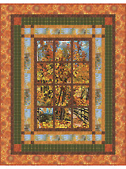 Welcome to the Lake Quilt Pattern