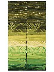 Sandscapes Moss/Apple Jelly Roll - 40/pkg.