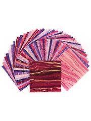 Sandscapes Blush/Violet Charm Pack - 42/pkg.