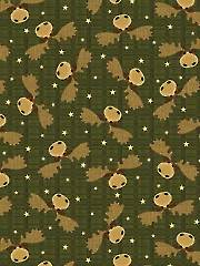 Moose on the Loose Green 1-Yard Cut