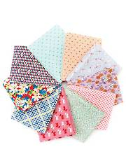 1930's Aunt Grace Minis Fat Quarters - 10/pkg.