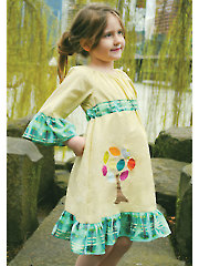 Urban Prairie Dress Sewing Pattern