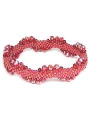 Ric Rac Bead Crochet Bracelet Kit