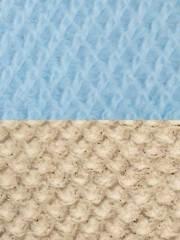 Tile Soft Cuddle Baby Blue 1-Yard Cut