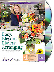 Easy, Elegant Flower Arranging Class DVD