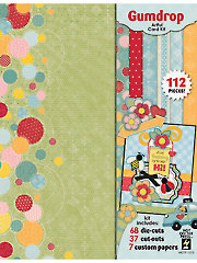 Artful Card Kit Gumdrop