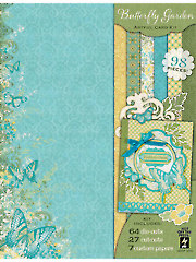 Artful Card Kit Butterfly
