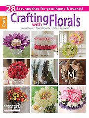Crafting With Florals Book