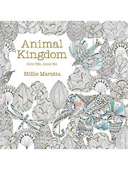 Animal Kingdom: Color Me, Draw Me Book