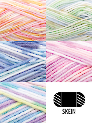 Plymouth Yarn� Dreambaby DK Paintpot