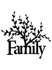 Precut Fusible Applique - Family