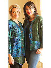 Modern Medley Top & Tunic Sewing Pattern