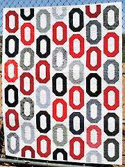 O-Strip Quilt Pattern