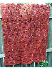 Totally Autumn Throw Knit Pattern