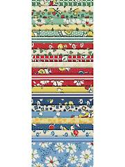 Summer Days Jelly Roll - 24/Pkg.