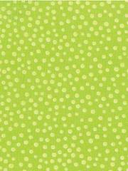 Festive Forest Freckled Lime Dot 1 Yard Cut
