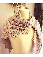 Suisse Shawl Knit Pattern