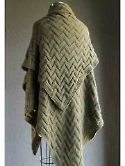 Library Afghan Knit Pattern