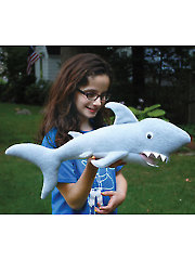 Shawn the Shark Sewing Pattern