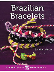 Mini Makes: Brazilian Bracelets Book