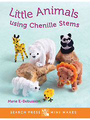 Mini Makes: Little Animals using Chenille Stems