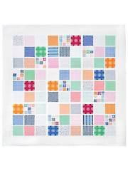 Three Squared Quilt Kit
