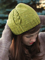 Perennial Hat Knit Pattern