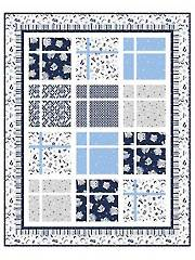Baby Boutique Quilt Kit