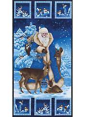 "Saint Nicholas Panel - 24"" x 42"""