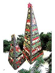Christmas Trees Sewing Pattern